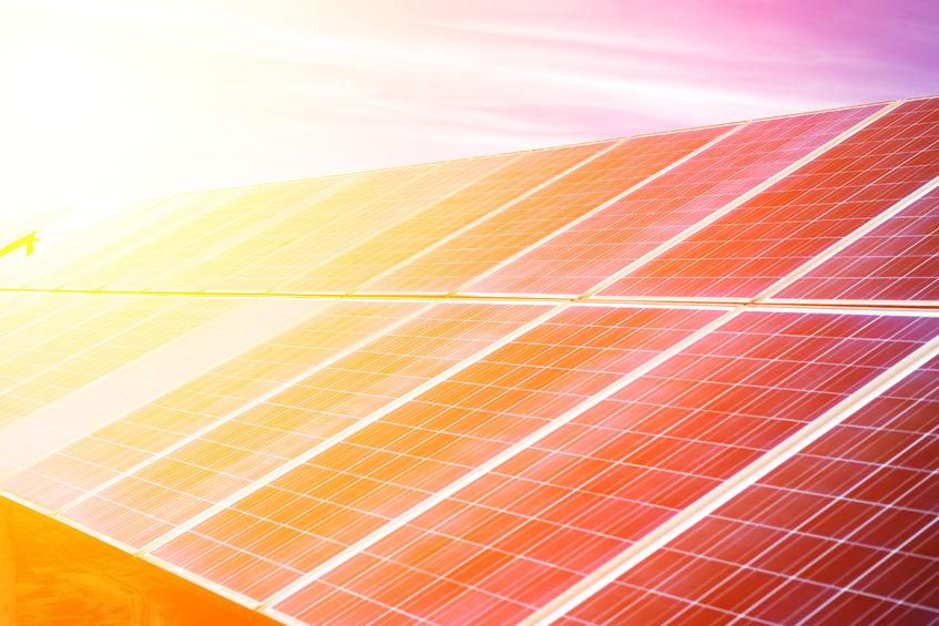 Entsorgung von Solarmodulen